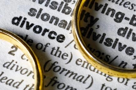 Divorce & Wealth Distribution