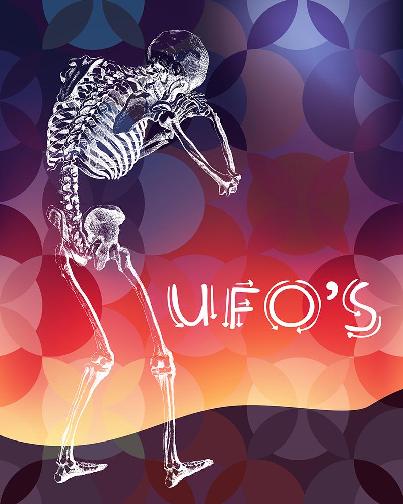 UFO's Unfinished Odyssey's