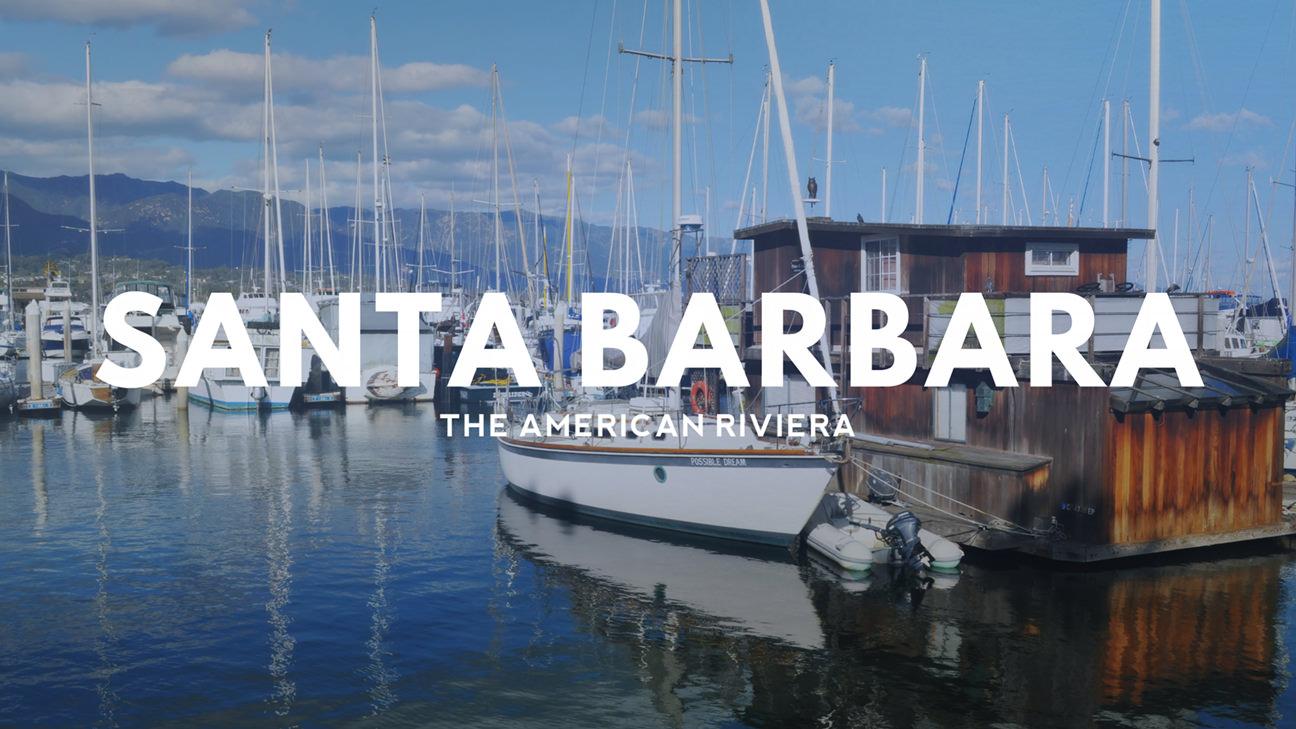 Santa Barbara the american riviera