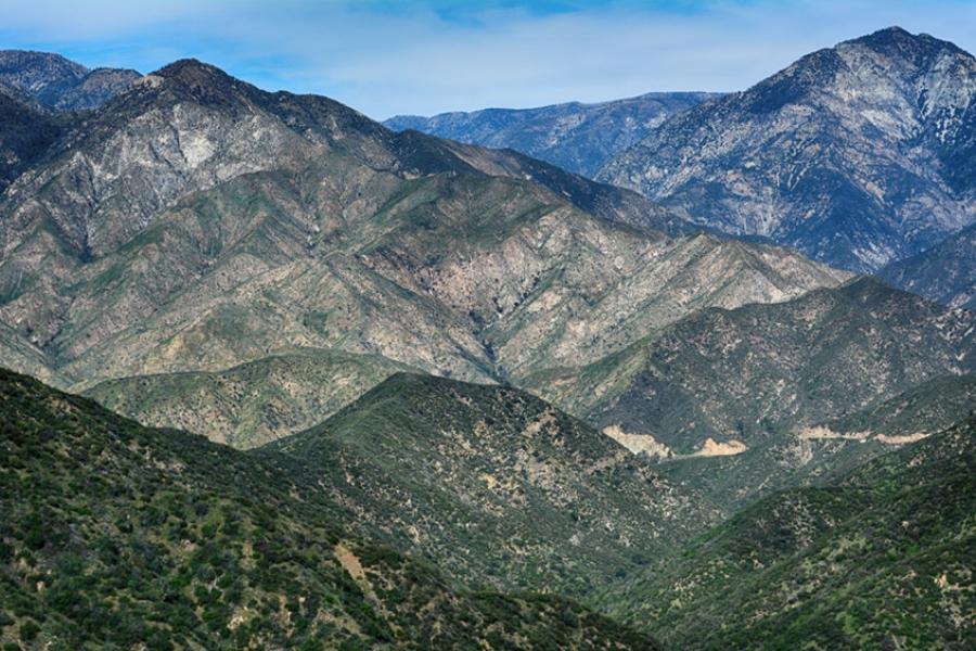Glendora Mountain Road