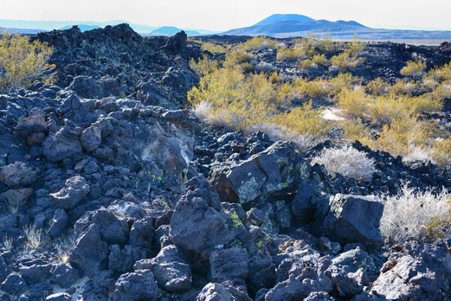 Cinder Cone National Natural Landmark