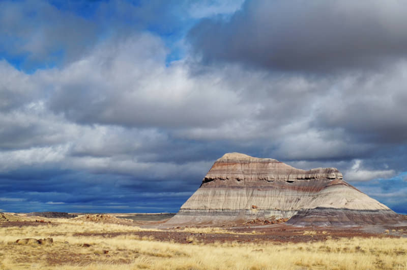 The Tepees Petrified Forest