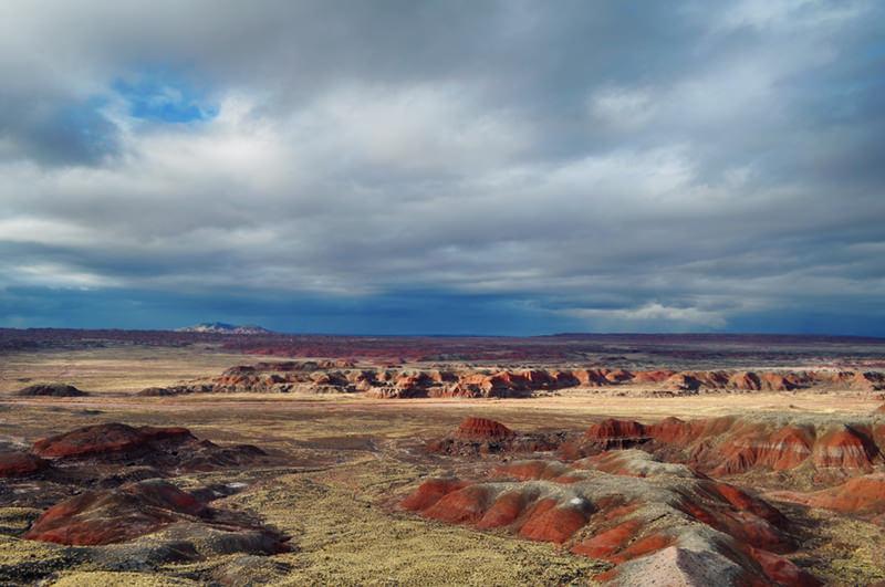 Pintado Point Painted Desert