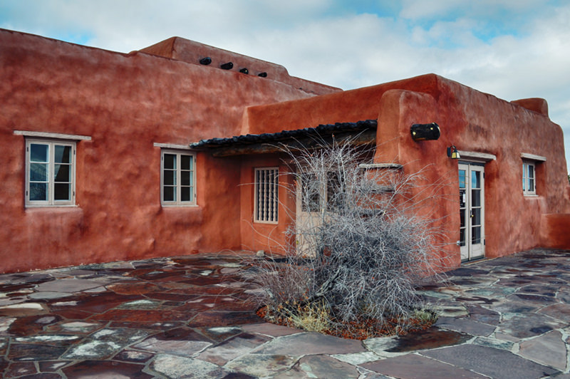 Painted Desert Inn Petrified Forest