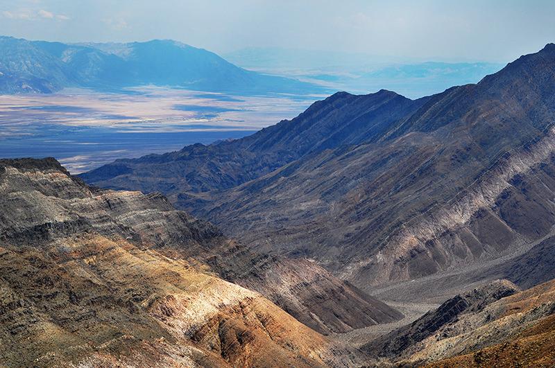Aguereberry Point Death Valley