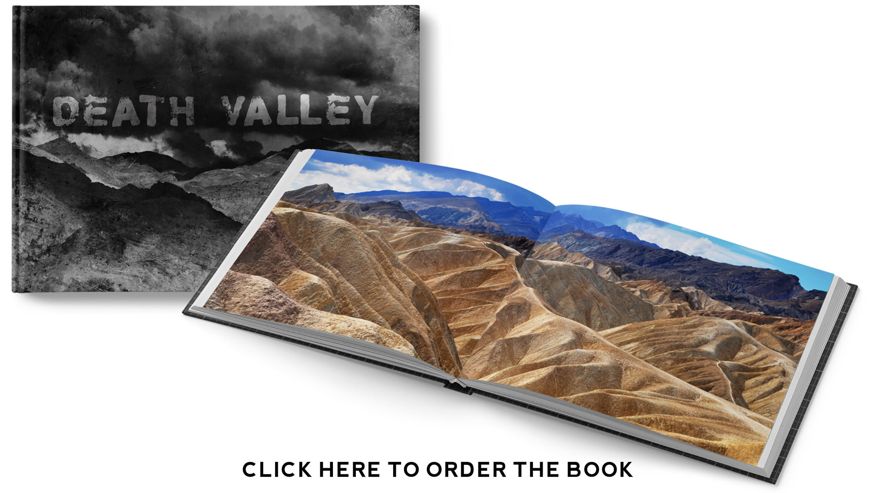 Death Valley Book Creative Boulevards