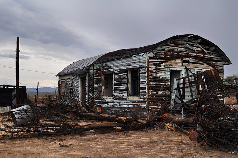 Kelso Ghost Town