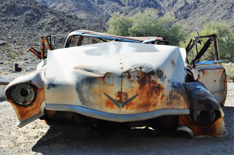 Zzyzx Ghost Town