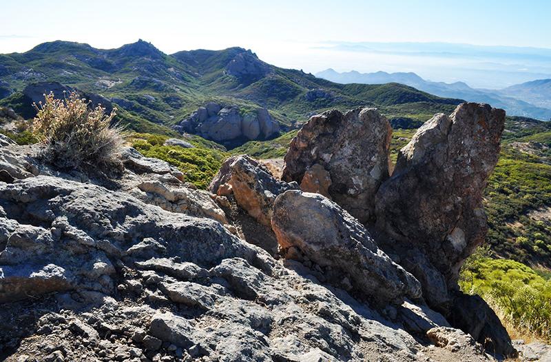 Sandstone Peak Summer