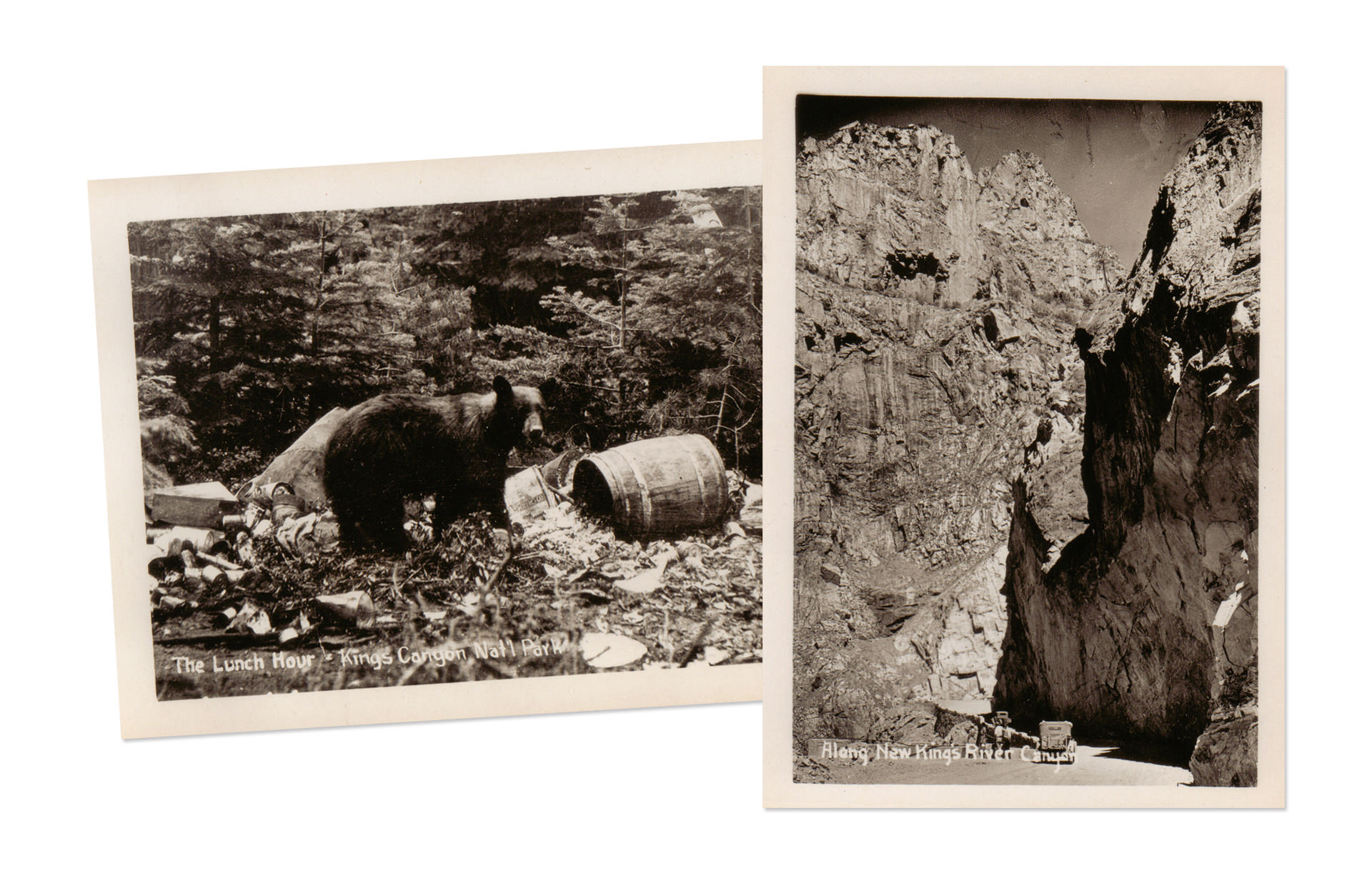 Kings Canyon National Park Antique Photographs