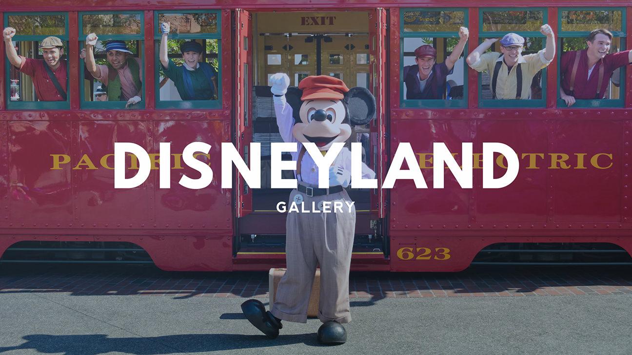 Disneyland Photography Gallery