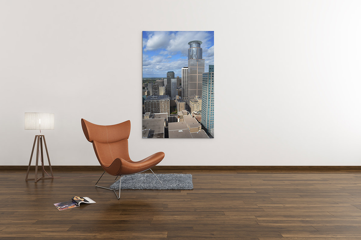 Minneapolis Skyline Fine Art Print