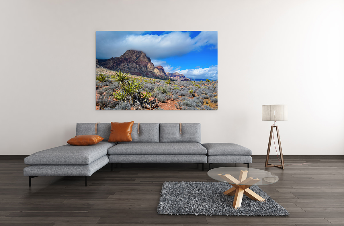 Spring Mountain Ranch Nevada Fine Art Print