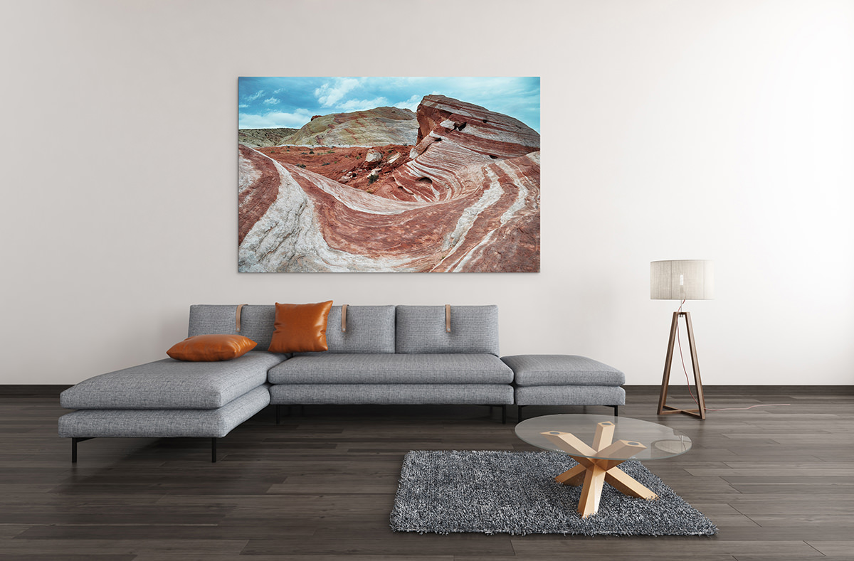 Valley of Fire Wave Nevada Fine Art Print
