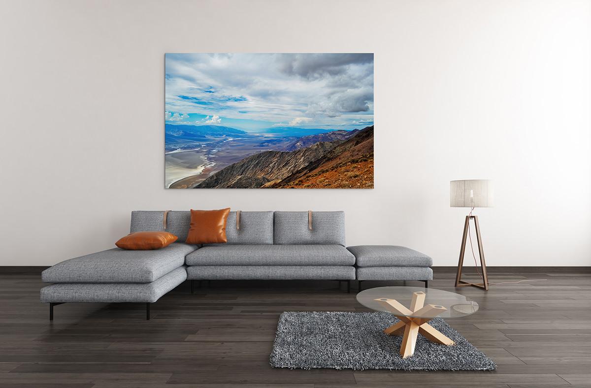 Death Valley Dante's View Fine Art Print