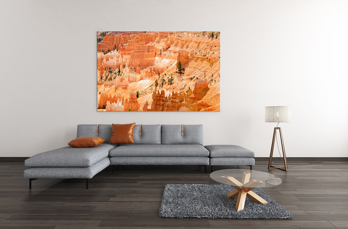 Bryce Canyon National Park Hoodoos Fine Art Print