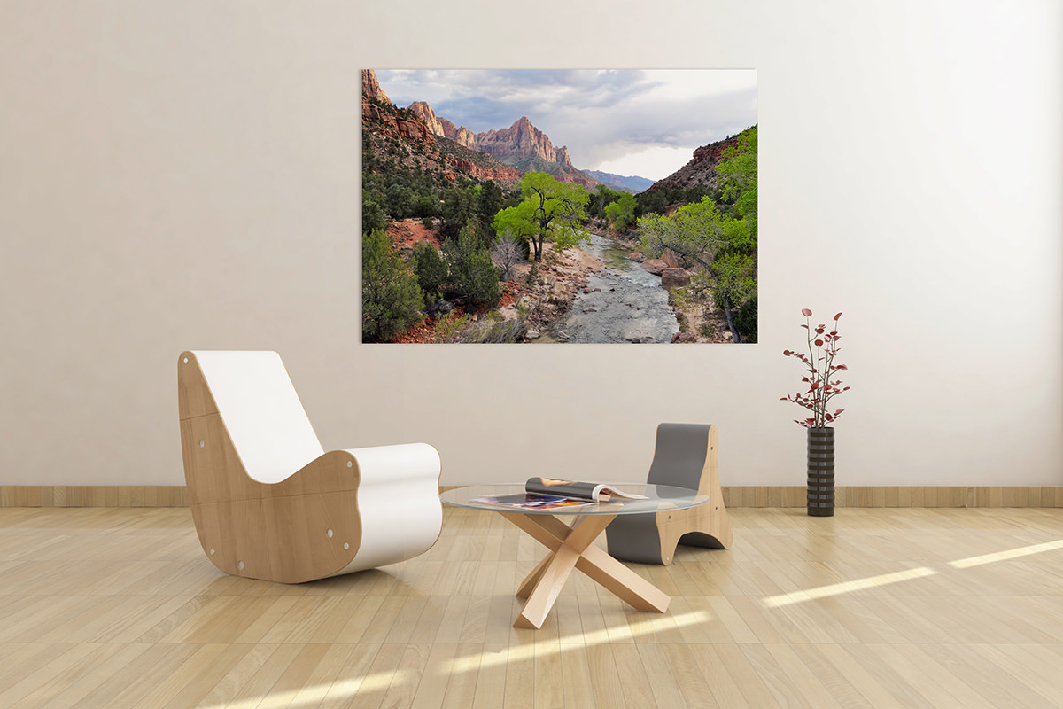 Zion National Park Fine Art Print