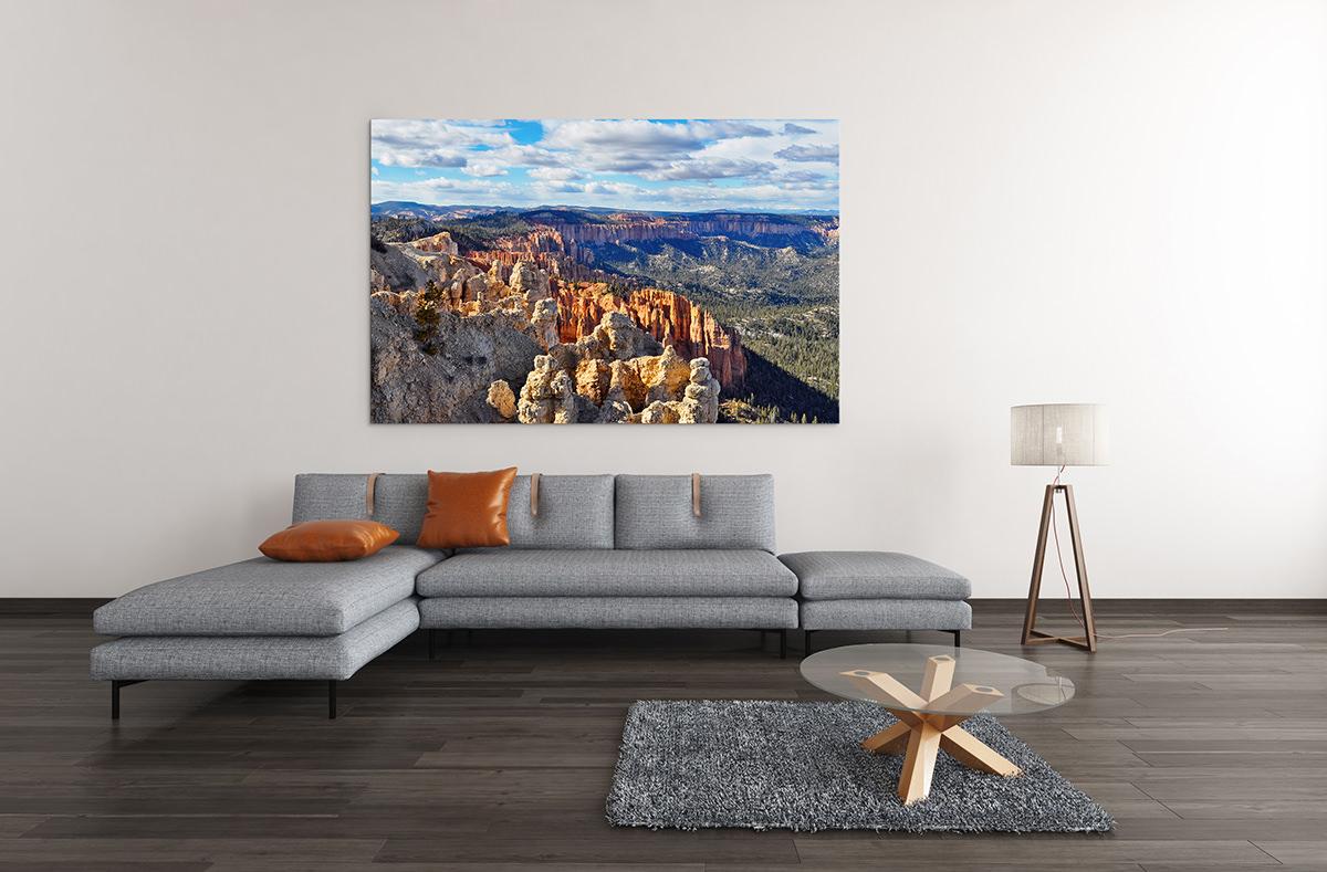 Bryce Canyon Rainbow Point Fine Art Print