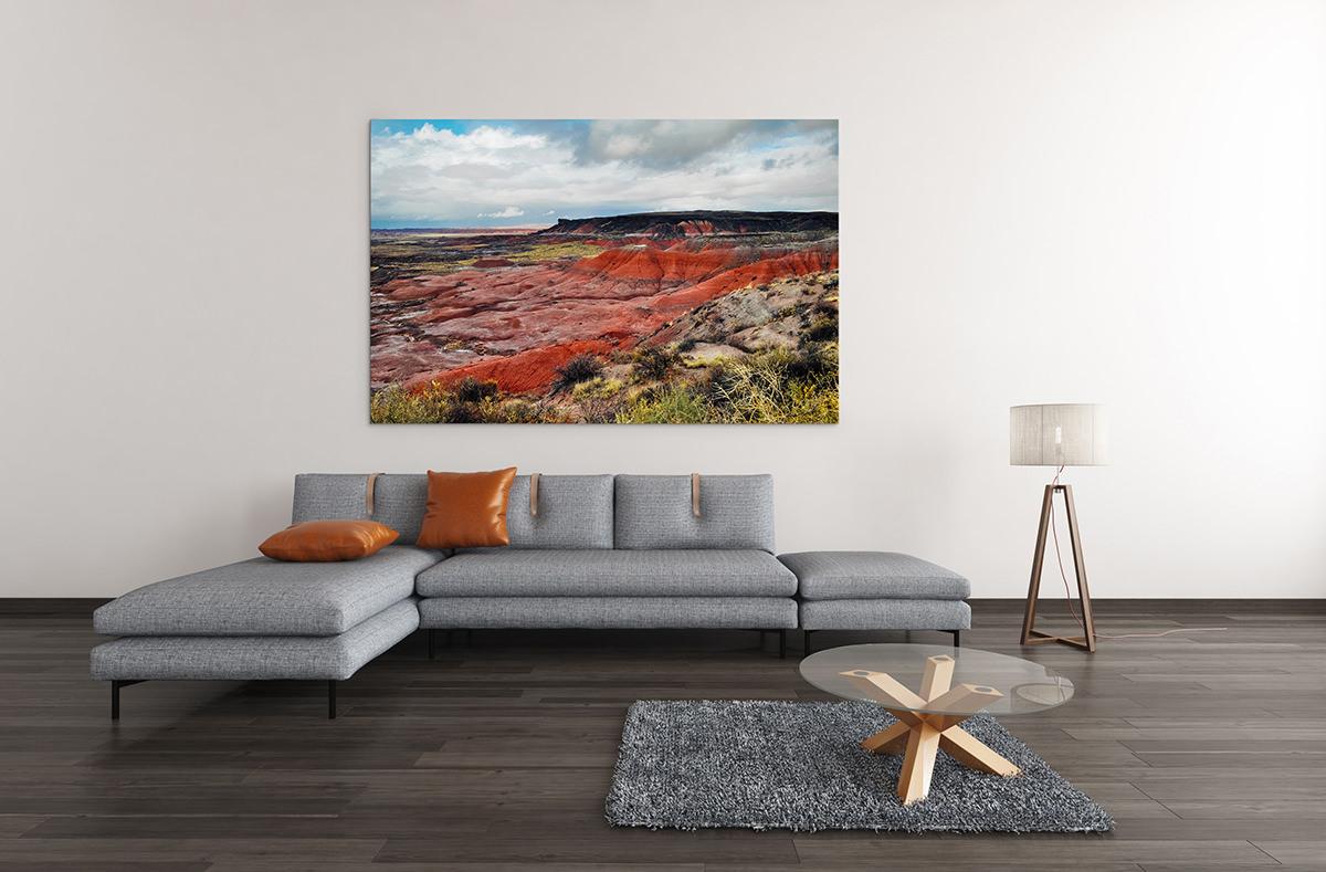 Arizona Painted Desert Fine Art Print
