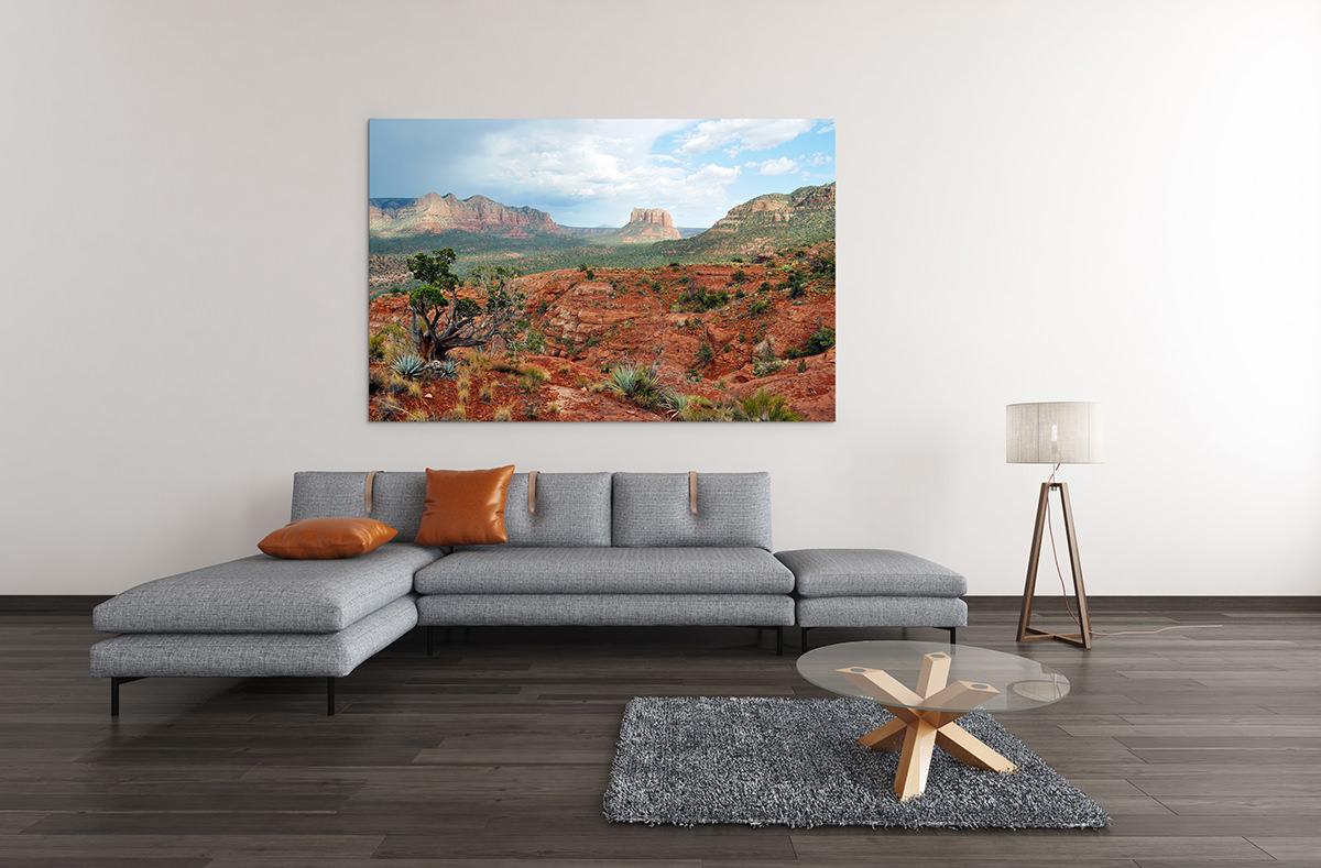 Sedona Red Rocks Arizona Fine Art Print