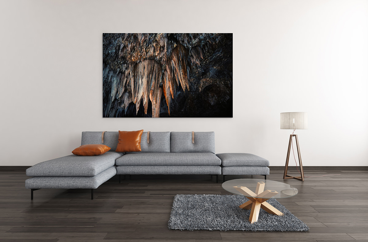Carlsbad Caverns New Mexico Fine Art Print