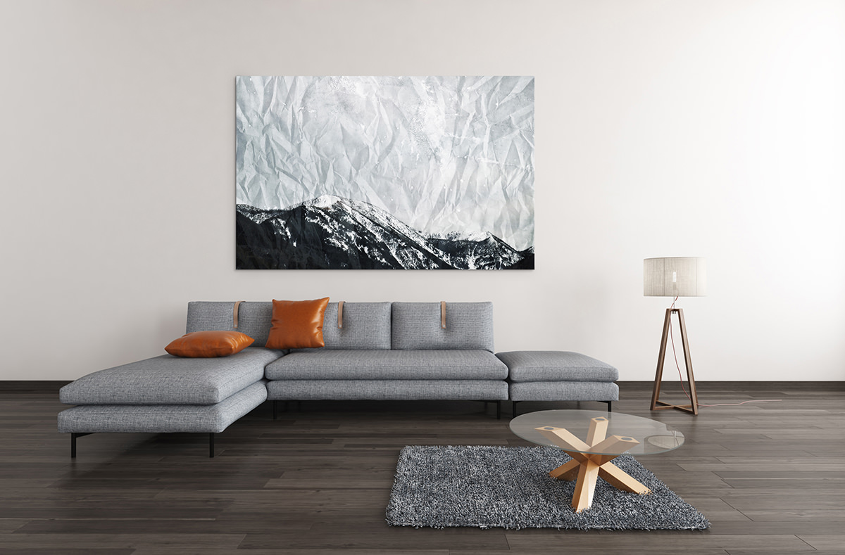 Glacier National Park Montana Fine Art Print