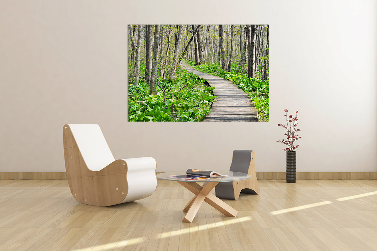 Indiana Dunes Marsh Trail Fine Art Print