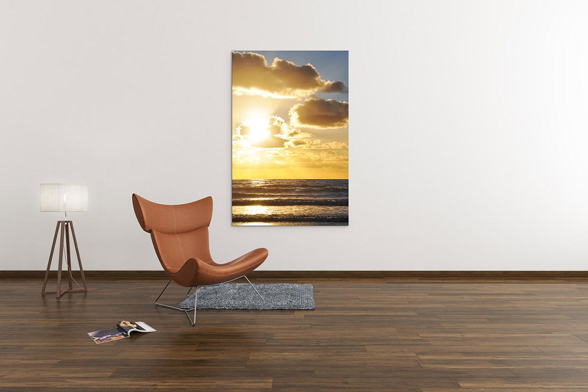 San Diego Sunset Fine Art Print