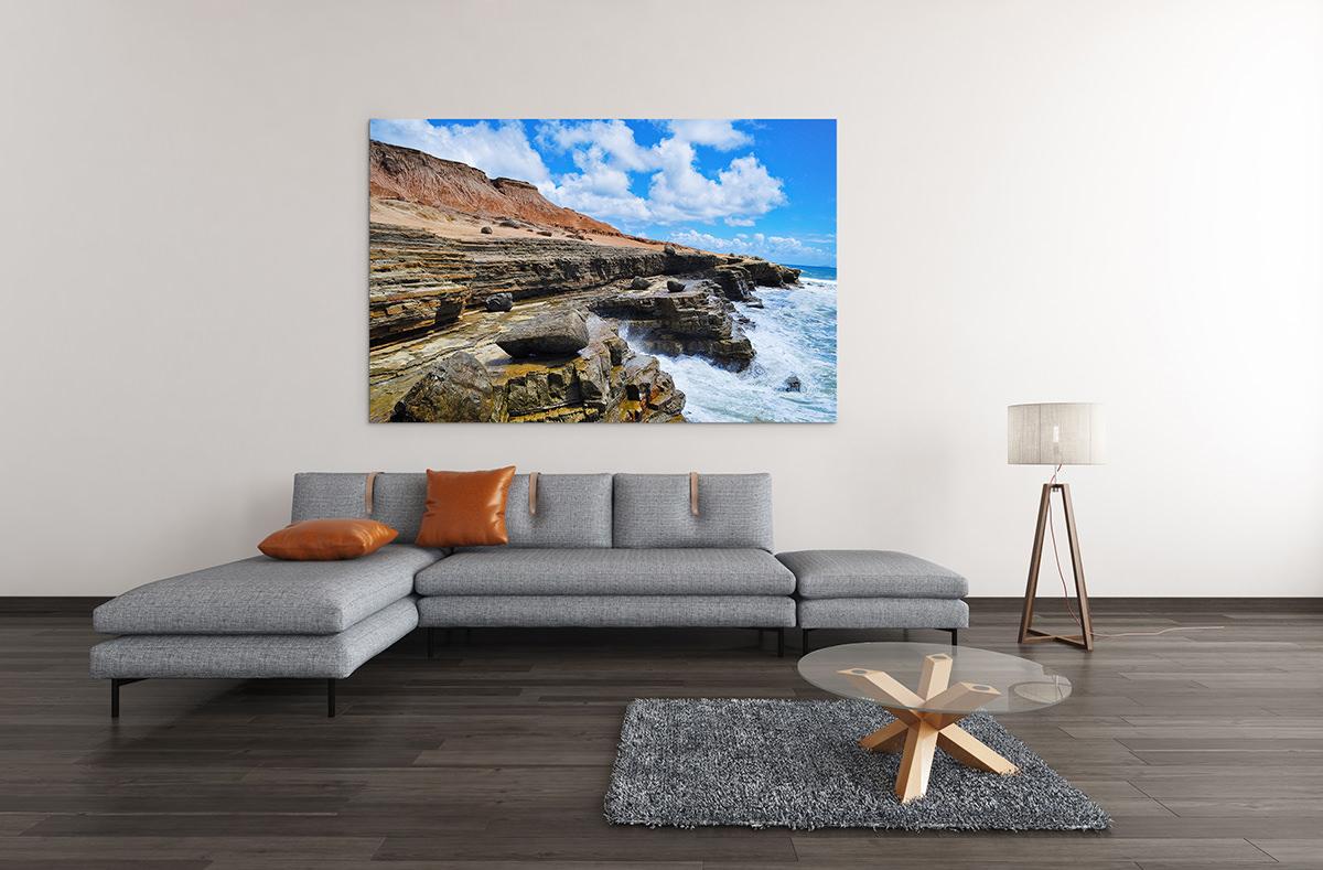 San Diego Point Loma Ocean Fine Art Print