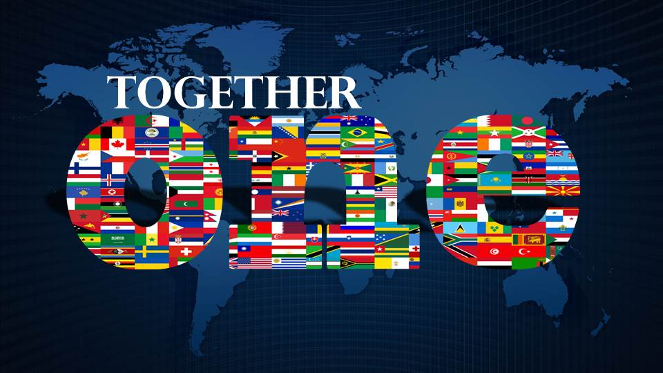 """2015, JUNE-AUG - A series on what it means to live out Jesus' prayer, """"that we be one as He and the Father are one."""""""