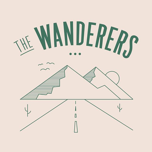 Derek and I are wanting to help give hope to those in a season of wandering. To share our own unfiltered observations about our process and what we've learned along the way. Join us on our podcast! Subscribe and follow along here - @thewanderersco ❤️❤️ xo