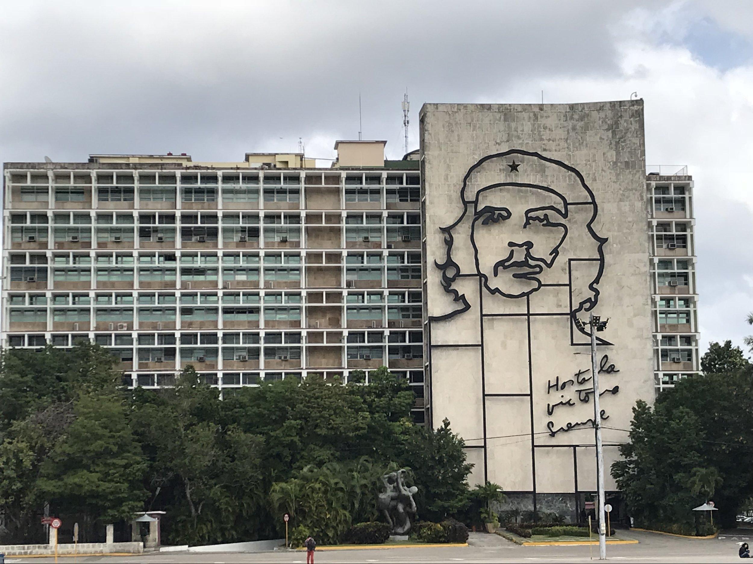 La Plaza de la Revolucion