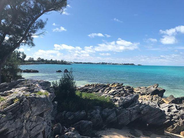 This time last year I was breaking bikes and drinking swizzles in Bermuda w @apresnewyork.
