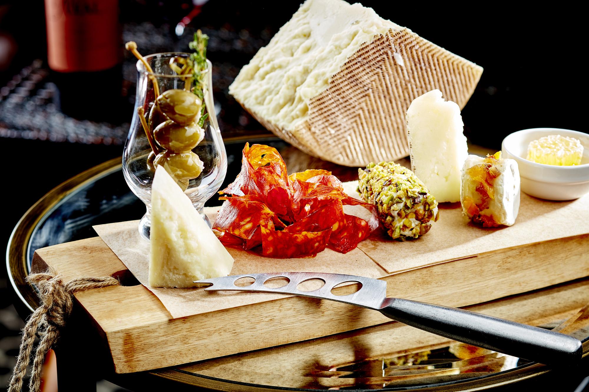 Scottish Cheese Board