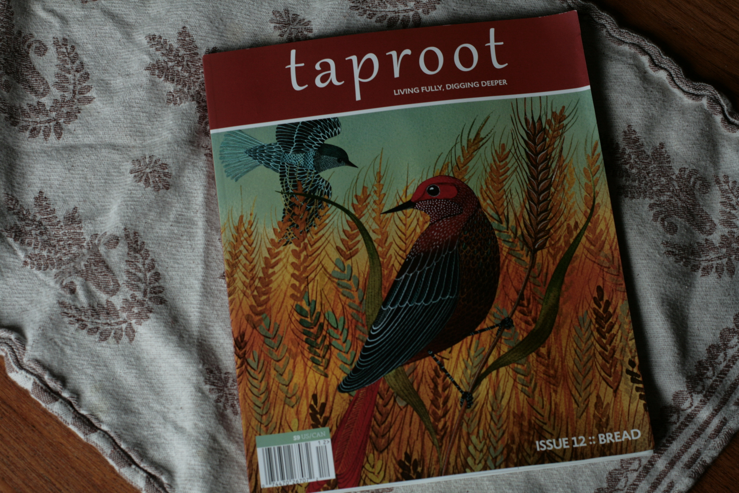 Taproot BREAD