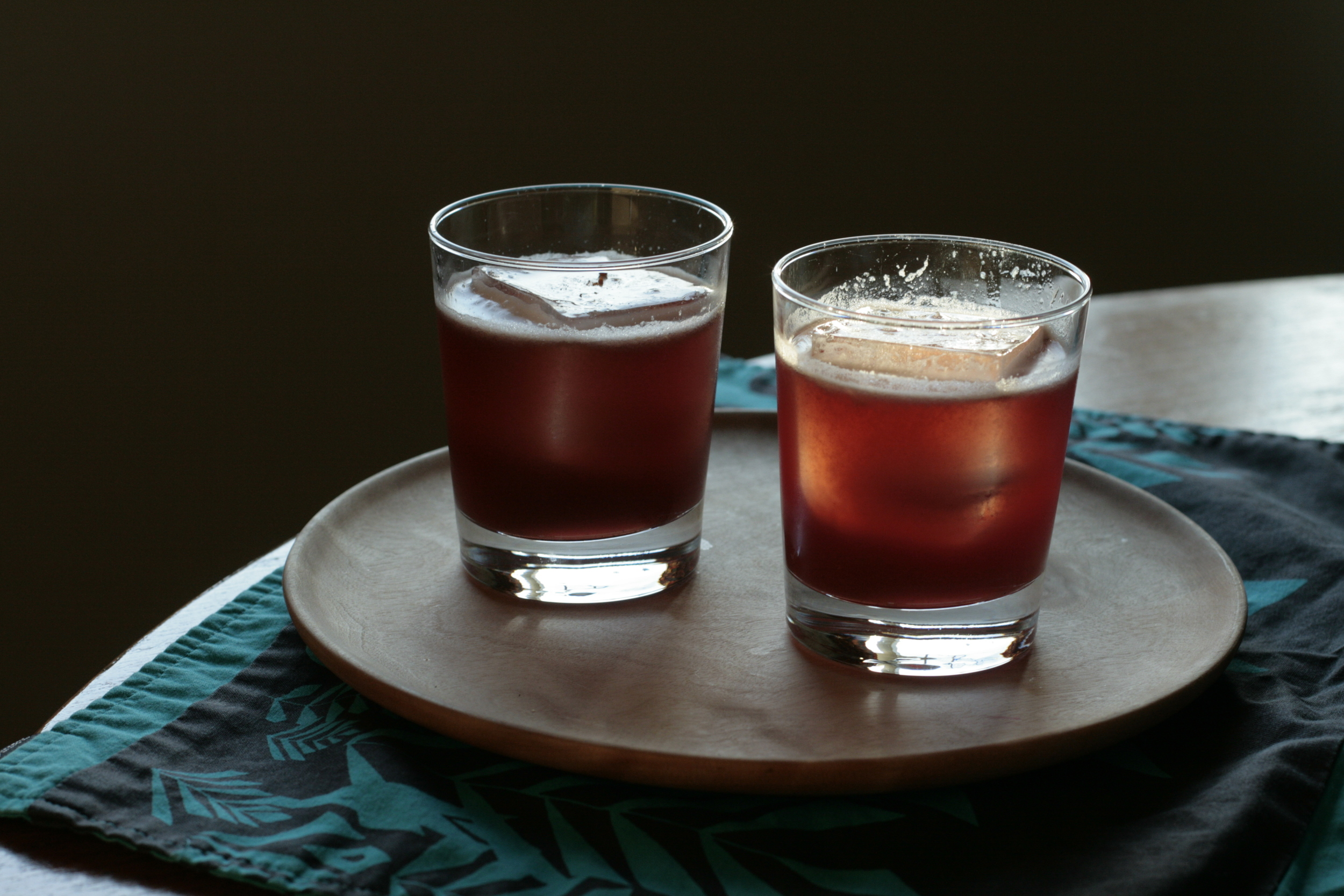 elderberry hawthorn sours