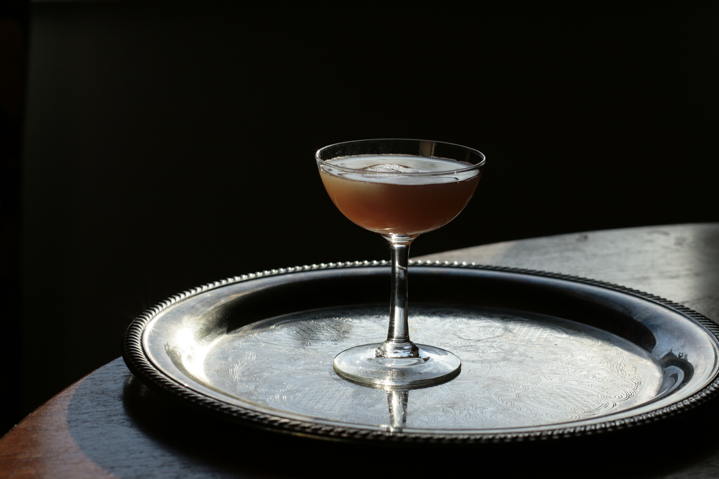 Bohemian Rose Cocktail