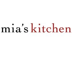 Mia's Kitchen Design, Marketing and Photography Work