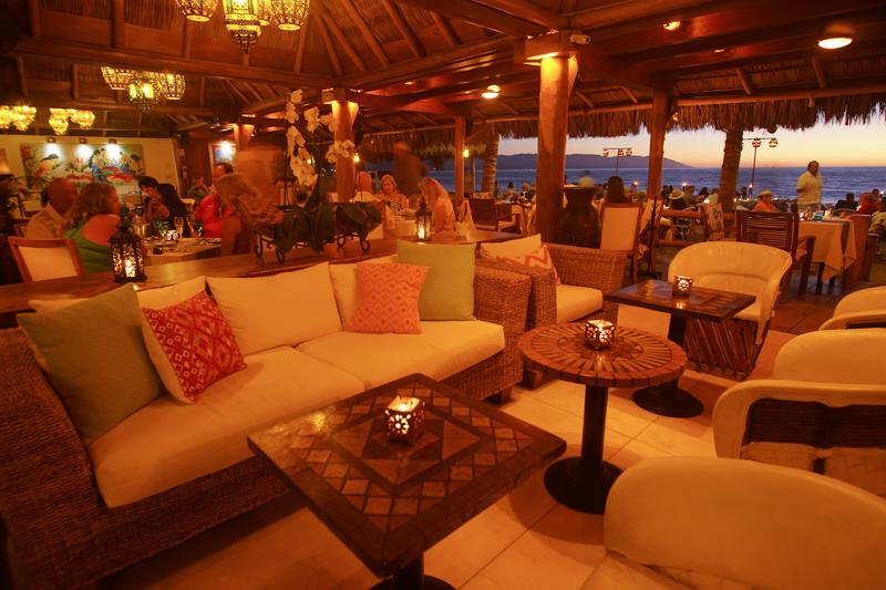 Vista Grill Is Now El Dorado Restaurant Puerto Vallarta Mexico