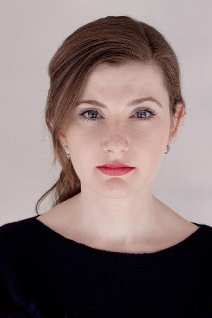 Olga Grjasnowa, Fotograf: René Fietzek