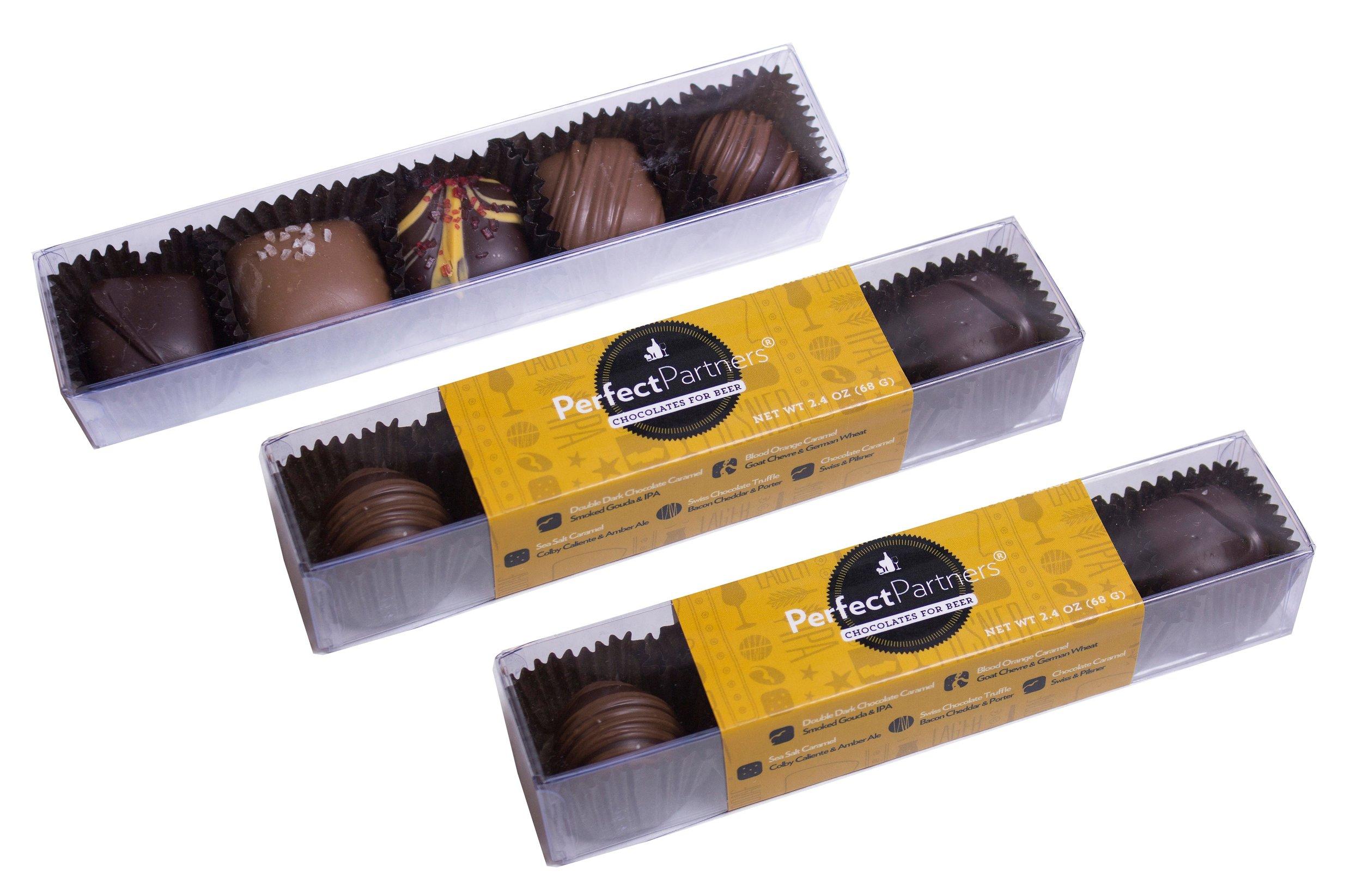 Chocolate Pairings for Beer (3 pk)