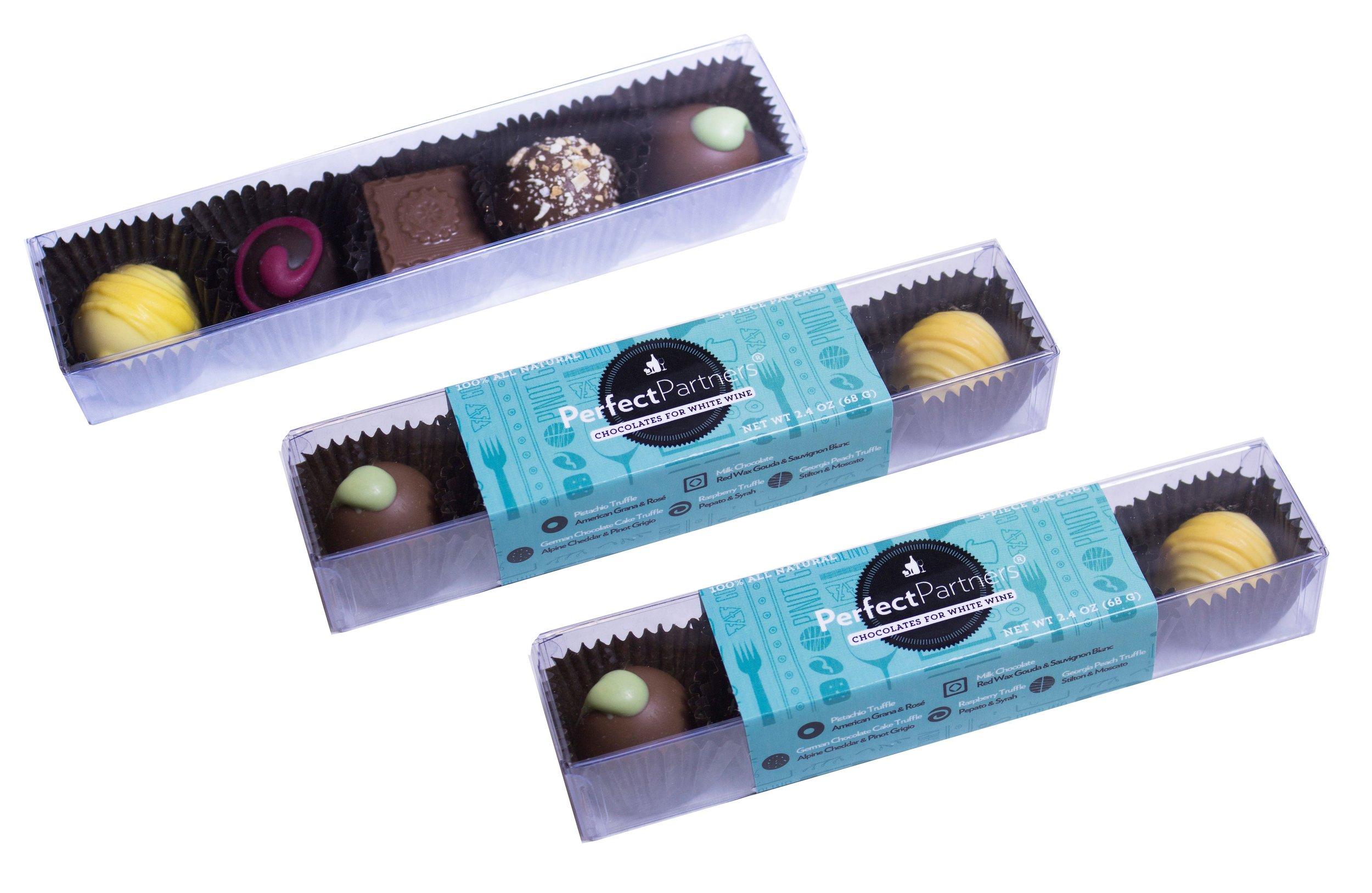 Chocolate for White Wine Pairings