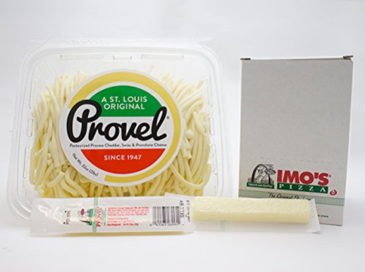 St. Louis Original Roped Provel and Snack Sticks Combo