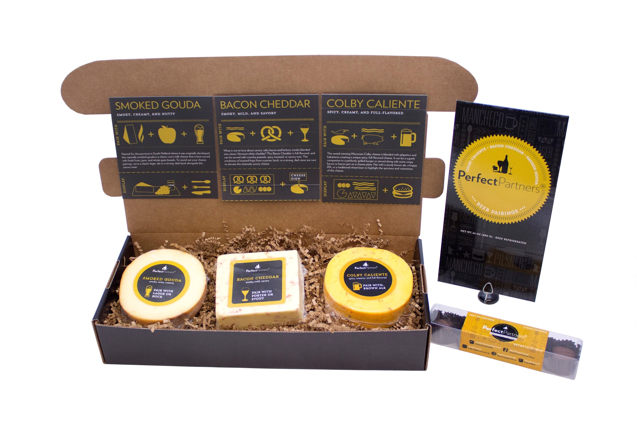 Cheese and Chocolates for Beer Pairing
