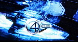 Fantastic Four Interface