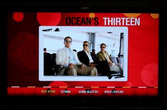 Ocean's Thirteen Interface