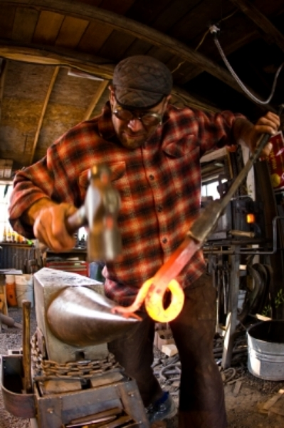custom, hand forged ironwork.jpg