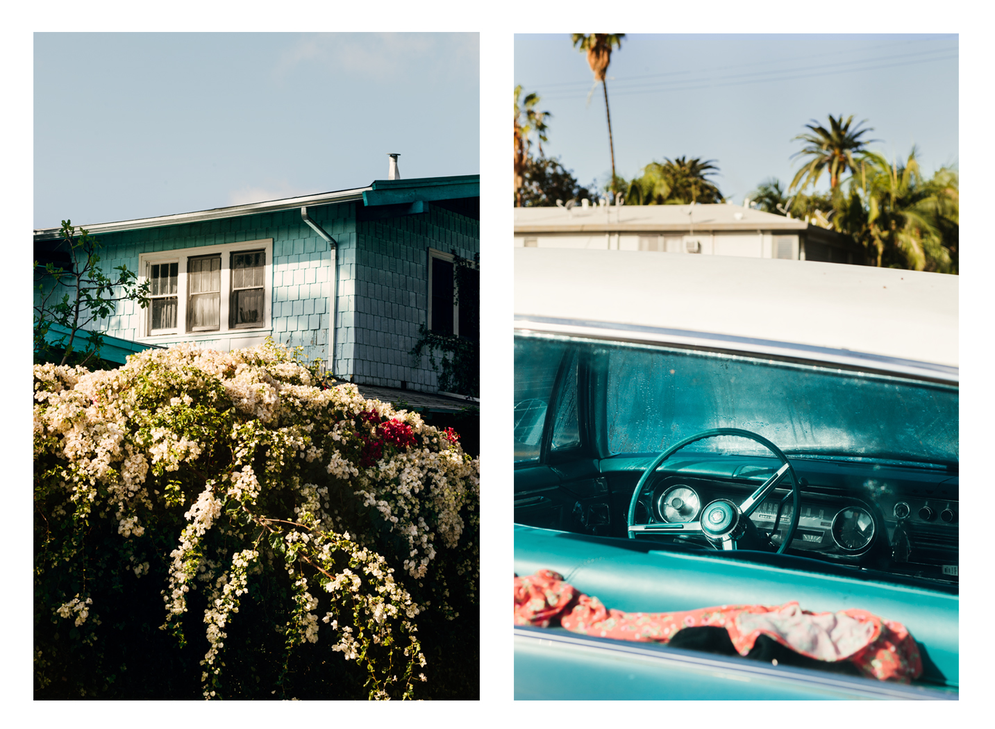Los Feliz neighborhood, Los Angeles. Brad Torchia is an LA-based photographer.