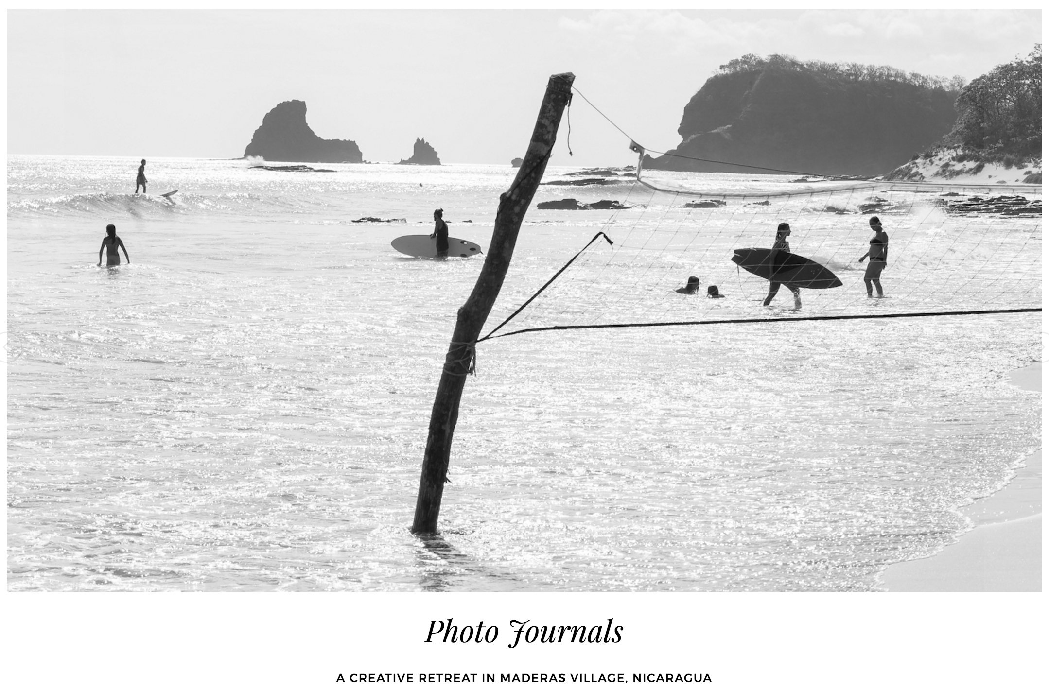 Brad Torchia is an LA-based editorial and commercial photographer. Nicaragua TravelGallery
