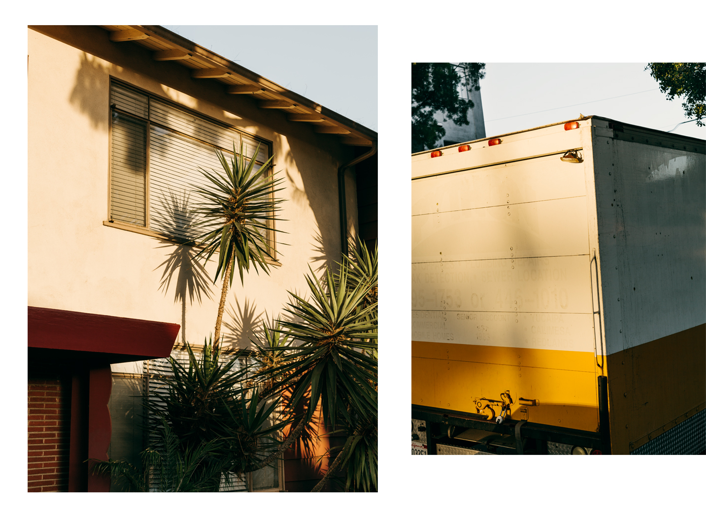Los Feliz neighborhood in Los Angeles.  Brad Torchia is an LA-based editorial and commercial photographer.
